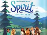 Spirit Cavalgando Livre