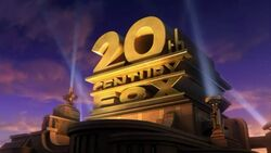 20th Century Fox Logo 2009