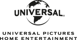 Universal home video logo 2014