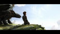 "Alexander Rybak - INTO A FANTASY (official soundtrack for ""How To Train Your Dragon 2"")"