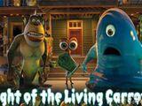 Monstros vs. Alienígenas: A Noite das Cenouras Vivas