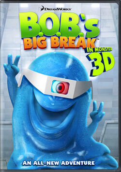 B.O.B.'s Big Break DVD Cover