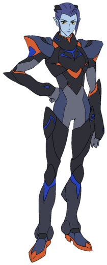 General Acxa (Full picture)