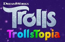 Trolls - Trollstopia - Logo
