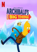 Archibald's Next Big Thing - Poster