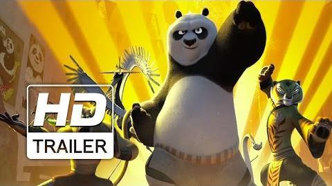 Kung Fu Panda 3 Terceiro Trailer Oficial Dublado HD