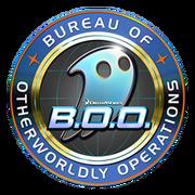 B.O.O.- Bureau of Otherworldly Operations