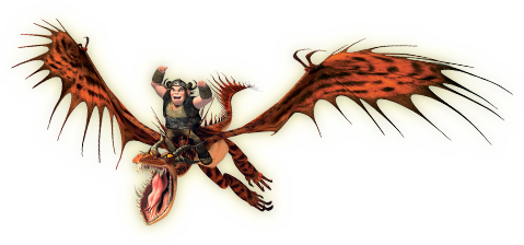 Bild Dragons Charakter Rotzbakke Mo 6100 10110 Png Dreamworks