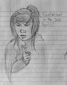 Jade Court Wizard