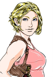 Karrin Murphy (colored)