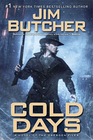 Cold Days Dresden Files Fandom Powered By Wikia