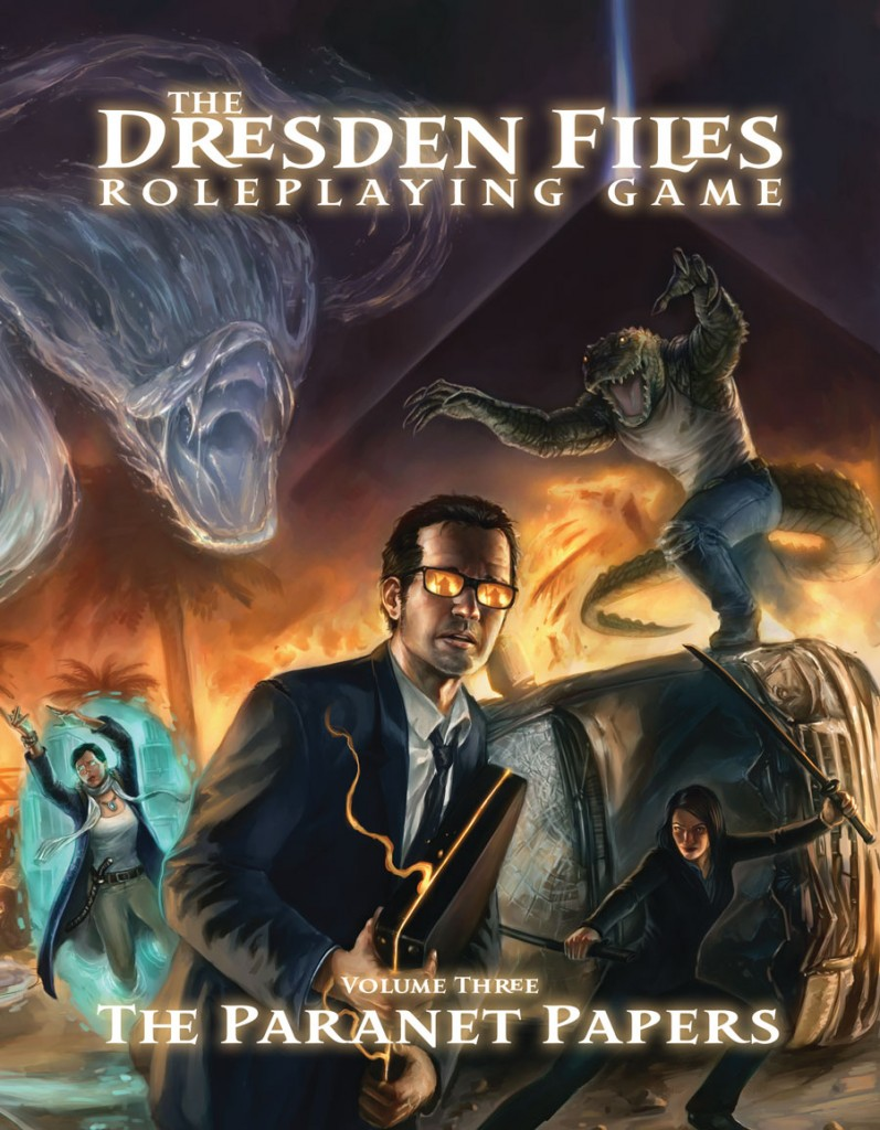 Game pdf role playing supernatural
