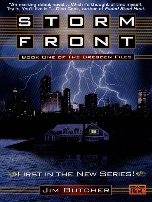 Storm Front | Dresden Files | Fandom