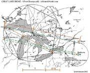 Ley line Dresden Files FANDOM powered by Wikia