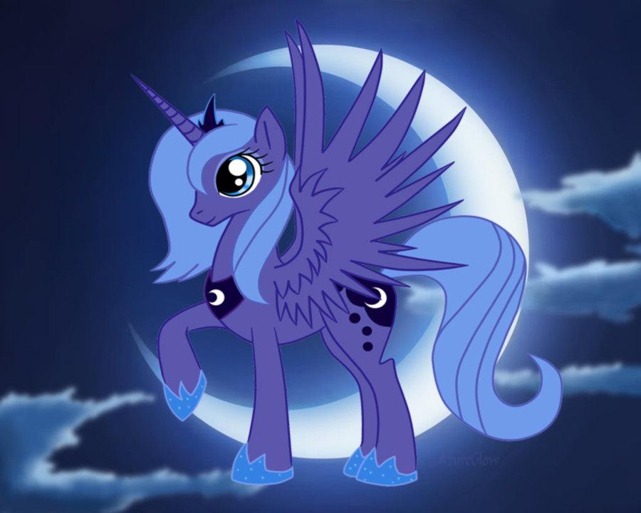 princess luna  my little pony adventure of friendship