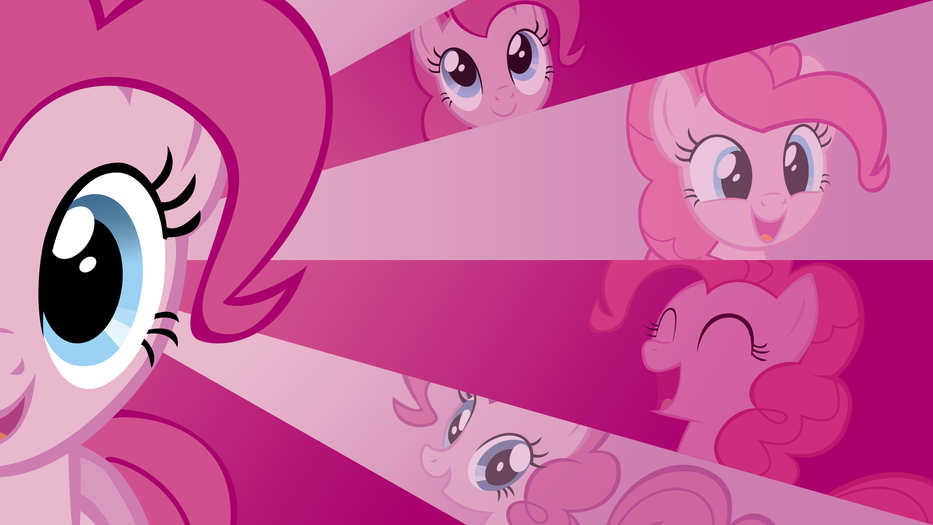 Pinkie Pie Wallpaper 32480435 1920 1080