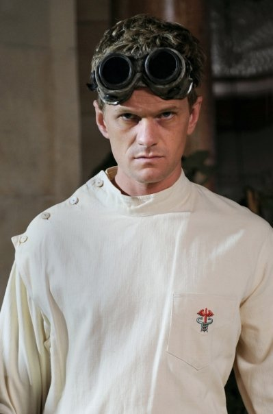 "dr horrible and situationalism in dr horribles ""dr horrible,"" a musical about the titular super villain played by harris, was conceived of by whedon during the 2007-2008 writers strike — the title came to him in one big burst, he told."