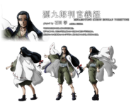 Yoshitsune anime design