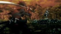 Toyohisa und Hannibal
