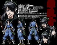 Nasu no Yoichi anime design