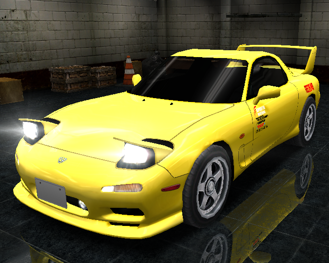 FD3S Initial D Ver. | Drift Spirits Wiki | FANDOM powered ...