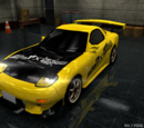 RX-7 Type R FD3S (Project.D) -Ultimate Collaboration-