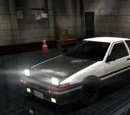 TRUENO GT-APEX AE86 (Soaring Wings)
