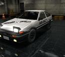 Trueno AE86 -Ultimate Collaboration-