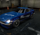 "Fairlady Z S30 ""Devil Z"" (Kitami Tune) -Ultimate Collaboration-"
