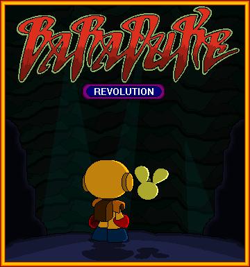 Baraduke Revolution- Poster