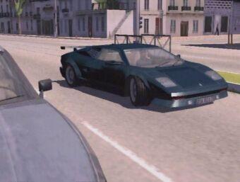 Lamborghini Countach Driv3r Wiki Fandom