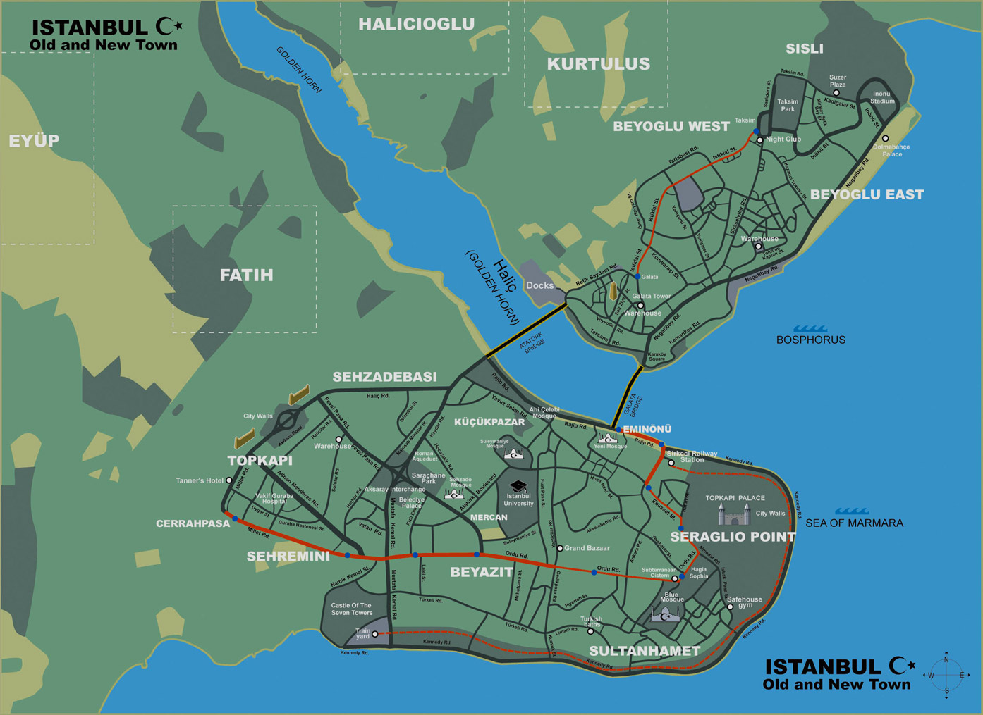 Istanbul, Turkey | DRIV3R Wiki | FANDOM powered by Wikia on jerusalem map, baghdad map, naples italy map, turkey map, black sea map, moscow map, novorossiysk map, romania map, oslo map, madrid map, casablanca map, constantinople map, dardanelles map, kabul map, mediterranean sea map, dubai map, tehran map, ottoman empire map, cordoba map, ankara map,