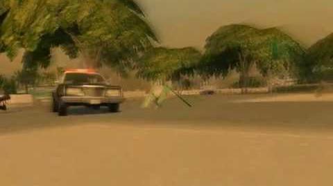 Driv3r Mustang getaway in Miami
