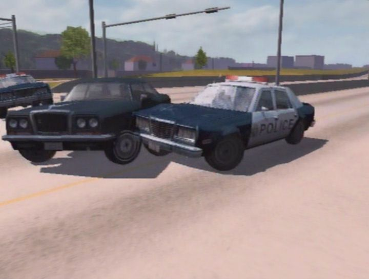 Police | DRIV3R Wiki | FANDOM powered by Wikia