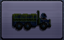 Toxic Waste Truck