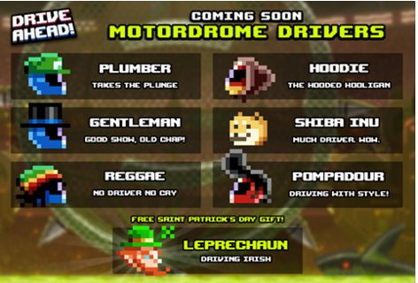 Motordrome Helmets