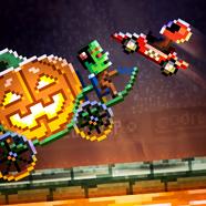 Drive Ahead Halloween Icon
