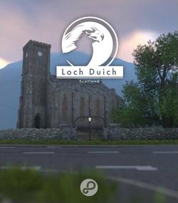 Loch duich large