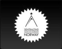 Sentraltind badge
