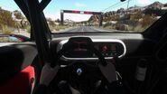 Renault Twin 'Run Concept cockpit