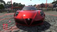 DRIVECLUB Alfa Romeo front