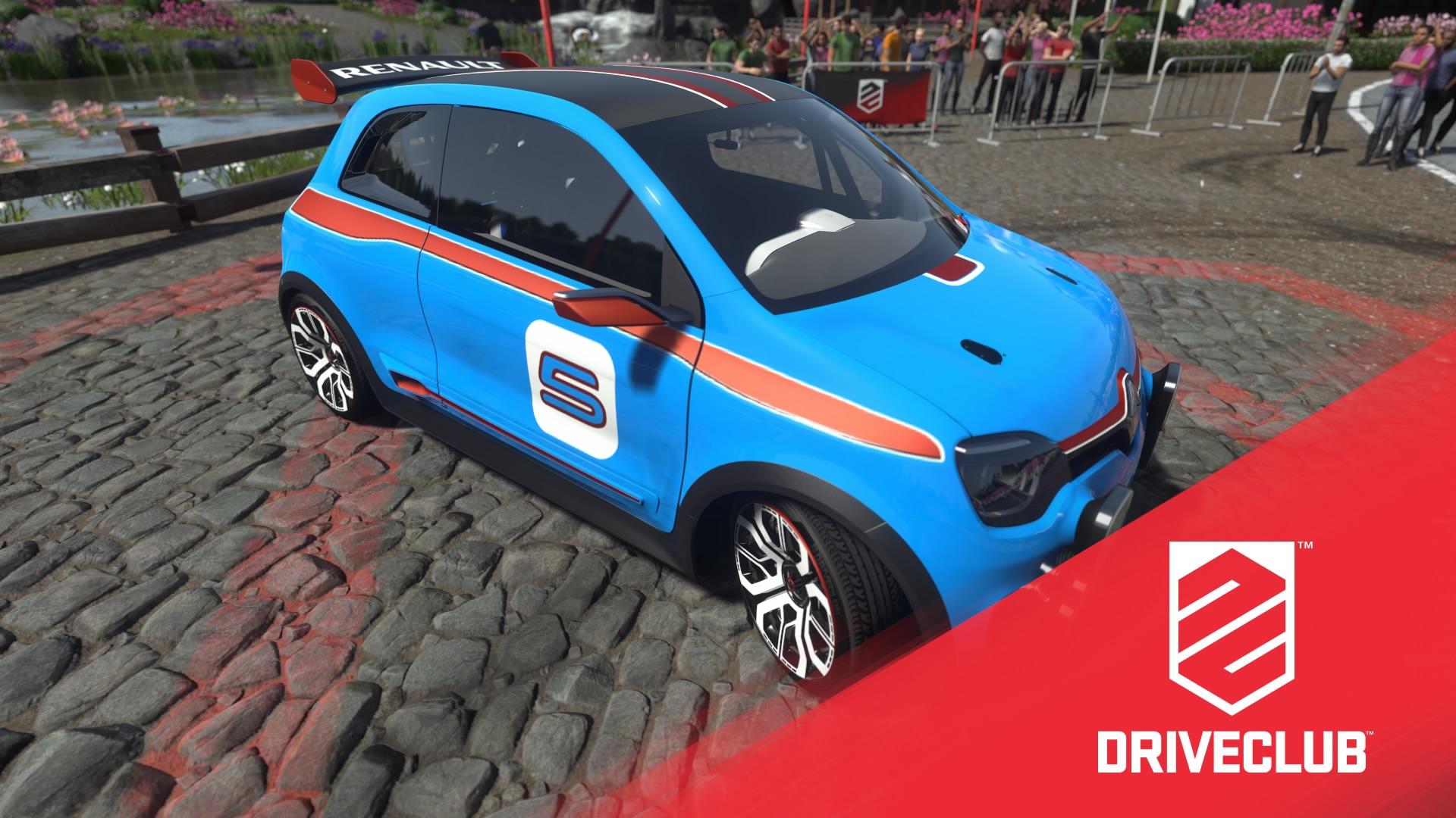 Renault Twin Run Concept Drive Club Wiki Fandom Powered By Wikia
