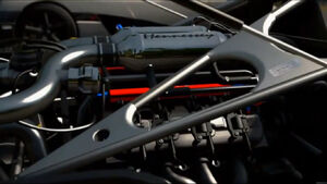 Venom GT Engine-DC