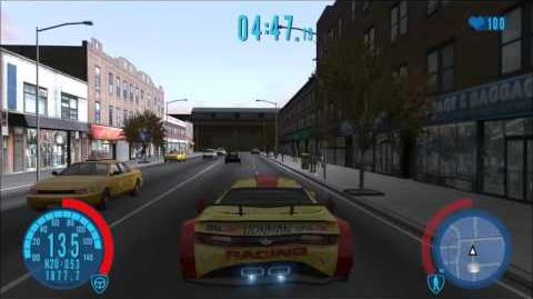 Driver Parallel Lines - Getaway Survival 07