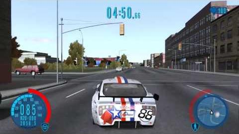 Driver Parallel Lines - Getaway Survival 08