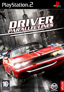 DriverParallelLines-PS2