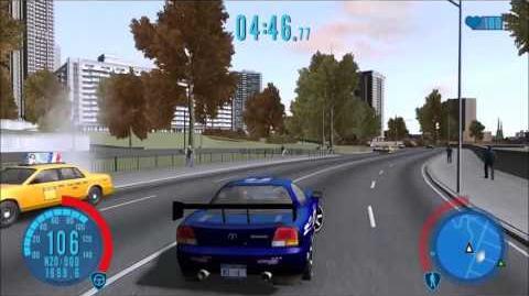 Driver Parallel Lines - Getaway Survival 02