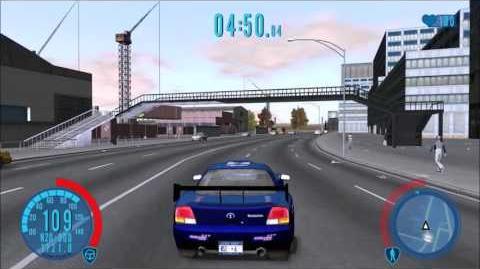Driver Parallel Lines - Getaway Survival 05