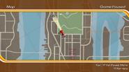 TaxiDriver-DPL-UpperEastSide-Fare2DropOffLocationMap