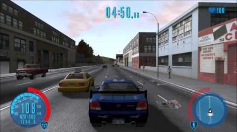 Driver Parallel Lines - Getaway Survival 06